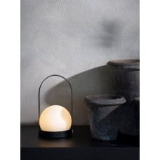 CARRIE LED LAMP BLACK